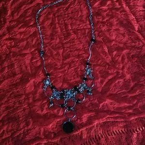 Vintage wire necklace